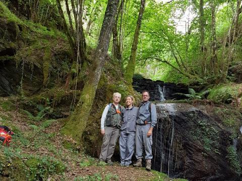 Dando esplendor natural a los patrimonios de la cuenca y ruta del río Donsal