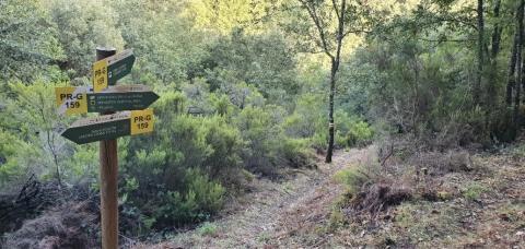 Nuevo acuerdo entre el Concello de Becerreá y Castaño y Nogal para el mantenimiento de la Ruta Quintá-Río Donsal