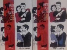 "Presentación del libro ""Amor por Catro"", de Helena Villar Janeiro"