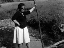 A andaina de Helena Villar Janeiro desde Os Ancares á literatura (por María López Leyro )