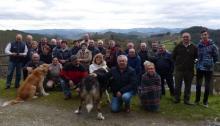 El asociacionismo coristanqués sale en defensa del medio rural
